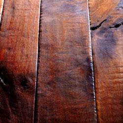 finishing of wood