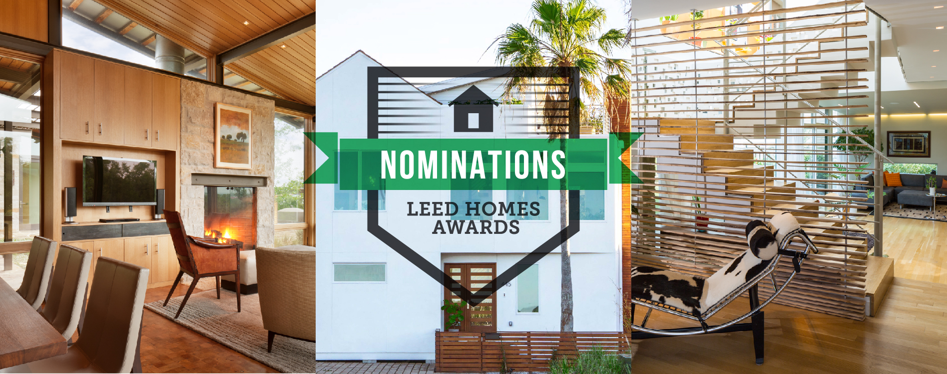 Nominate your project for the 2017 leed homes awards for Green home guide