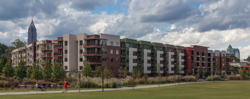 Eco-friendly apartments support a green lifestyle in Atlanta\'s ...