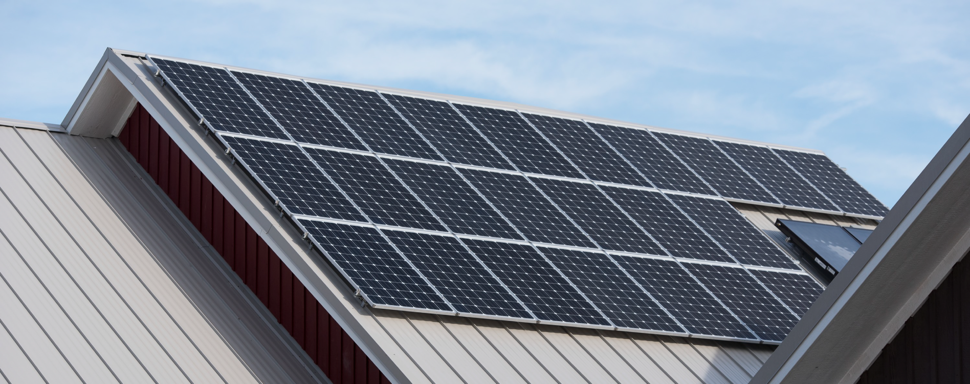top four benefits of installing solar panels on your home green rh greenhomeguide com Wiring 24 Volt Solar Panel wiring solar panels to house electrical sys
